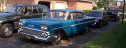 novocaine_minds 1958 Chevrolet Bel Air