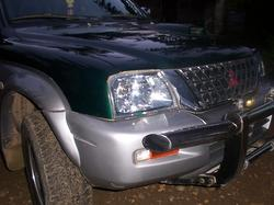 nelson_Imprezas 2003 Mitsubishi L200