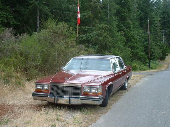 Another rallygord 1987 Cadillac Brougham post... - 4762757
