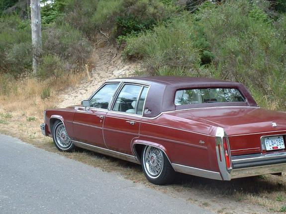 Another rallygord 1987 Cadillac Brougham post... - 4762761