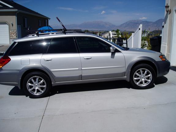 Westrout 2005 Subaru Outback Specs Photos Modification Info At Cardomain