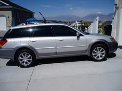 Westrout 2005 Subaru Outback
