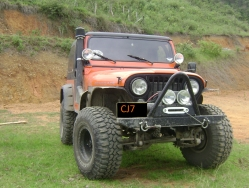 CongoteCJs 1986 Jeep CJ7