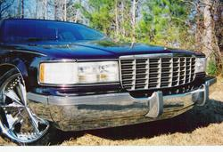 The13thMile 1995 Cadillac Fleetwood