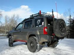 Another AlpineSpirit 2002 Nissan Xterra post... - 4776533