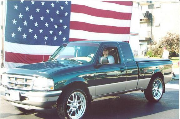 gaccpete 1998 Ford Ranger Regular Cab