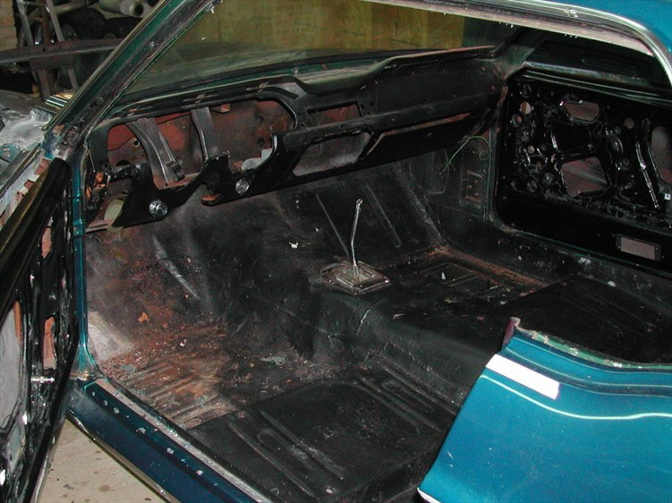 Another 6T7_GTA 1967 Ford Mustang post... - 4781566
