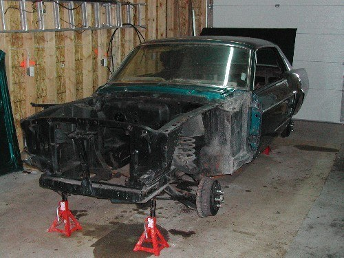 Another 6T7_GTA 1967 Ford Mustang post... - 4781567