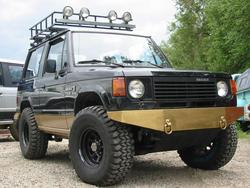 salvagecollecter 1987 Dodge Raider