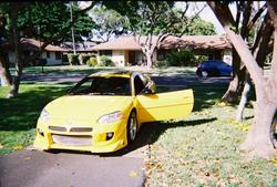 Another yellowstratus 2001 Dodge Stratus post... - 4781769
