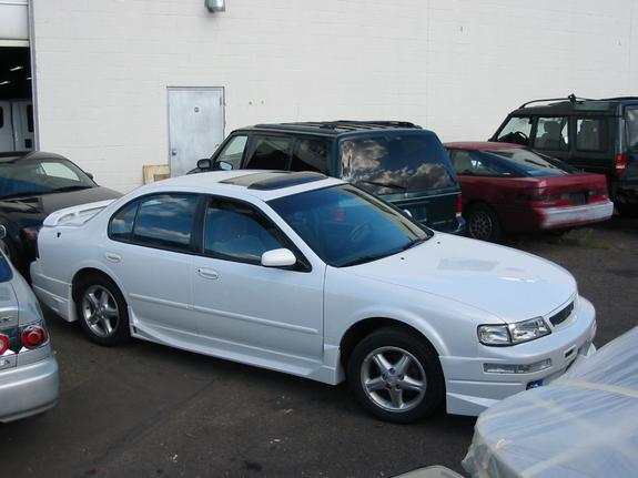 Another RedLineMaX 1998 Nissan Maxima post... - 4785690