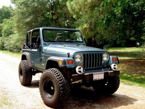 Dietrying97 1999 Jeep Wrangler Specs Photos Modification Info At