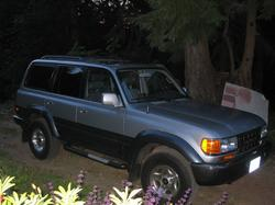 Eric_6t9s 1993 Toyota Land Cruiser