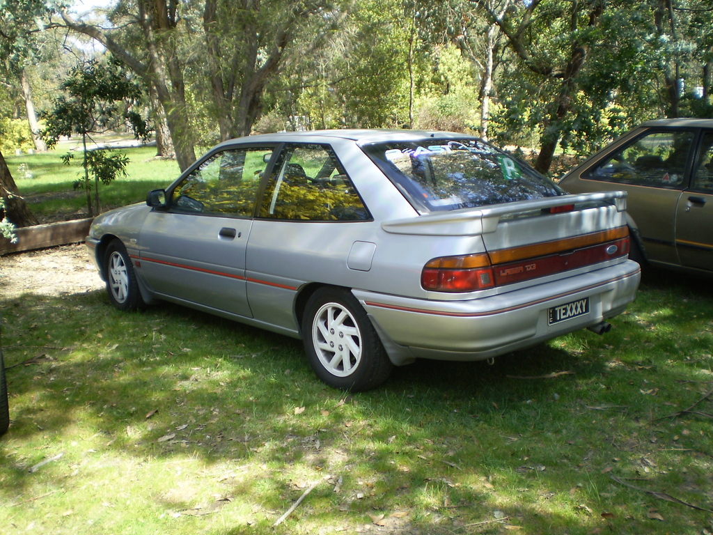 Pierreslaser 1988 Ford Laser Specs  Photos  Modification Info At Cardomain