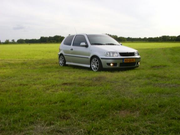 vw_polo_6n2's 2000 Volkswagen Polo