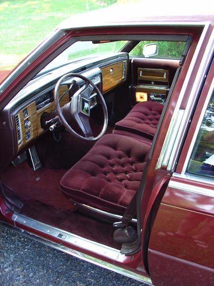 luddyludwick 1985 Cadillac Fleetwood Specs Photos Modification