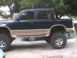 chopdexplorers 1993 Ford Explorer