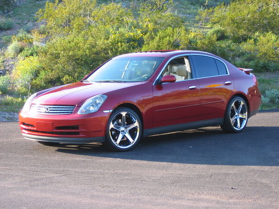 Another i8abmr 2003 Infiniti G post... - 4791940