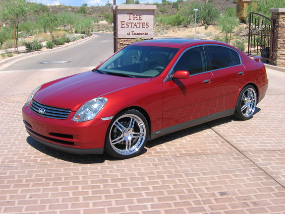 Another i8abmr 2003 Infiniti G post... - 4791941