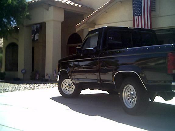 GOUSN's 1990 Ford Ranger Regular Cab
