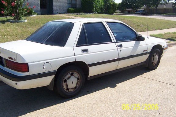 Another newcorsyboy 1991 Chevrolet Corsica post... - 4791649