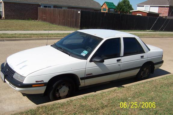 Another newcorsyboy 1991 Chevrolet Corsica post... - 4791650