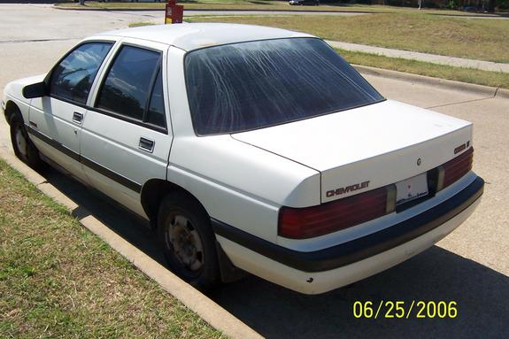 Another newcorsyboy 1991 Chevrolet Corsica post... - 4791651