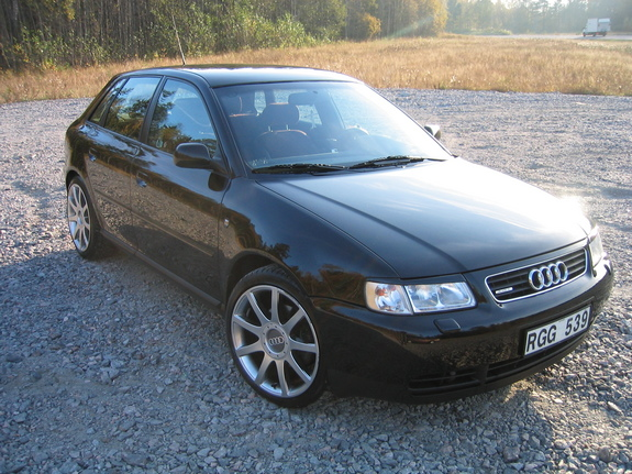 rallarn 2000 audi a3 specs photos modification info at cardomain. Black Bedroom Furniture Sets. Home Design Ideas