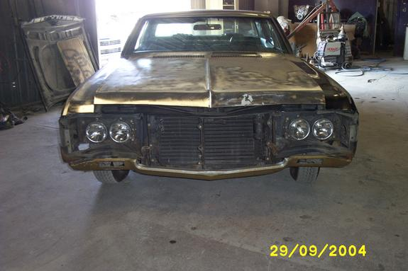 Another mcossio 1969 Chevrolet Impala post... - 4797240