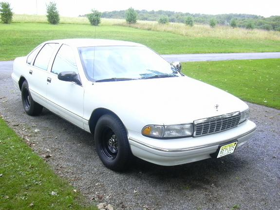 9c1owner 1995 Chevrolet Caprice Specs, Photos, Modification