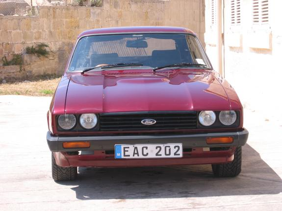 Another madmak 1976 Ford Capri post... - 4799003