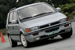 be989 1992 Mitsubishi Space Wagon