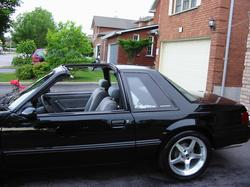 notchedT 1988 Ford Mustang
