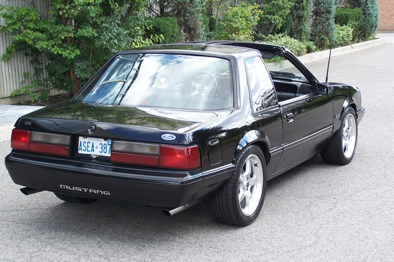 Another notchedT 1988 Ford Mustang post... - 4802521