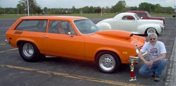 Another TJCoyote59 1975 Chevrolet Vega post   816666 by