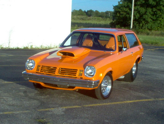 Thanksgiving Weekend – A 1975 Chevrolet Vega GT Wagon on eBay ...