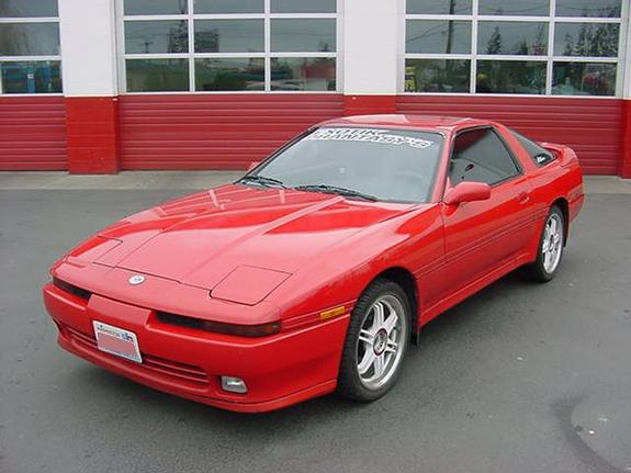 Another Acroths 1991 Toyota Supra post... - 4806758