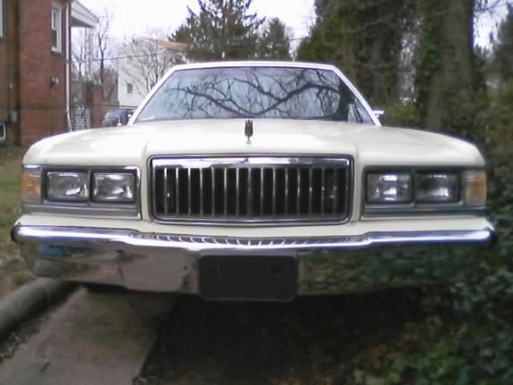 Another Docx2099 1988 Mercury Grand Marquis post... - 4809822