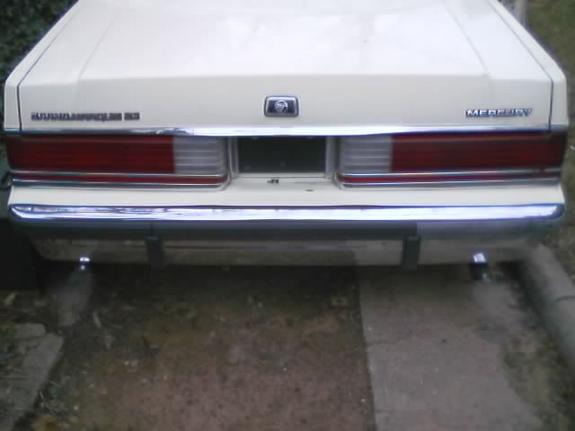 Another Docx2099 1988 Mercury Grand Marquis post... - 4809823