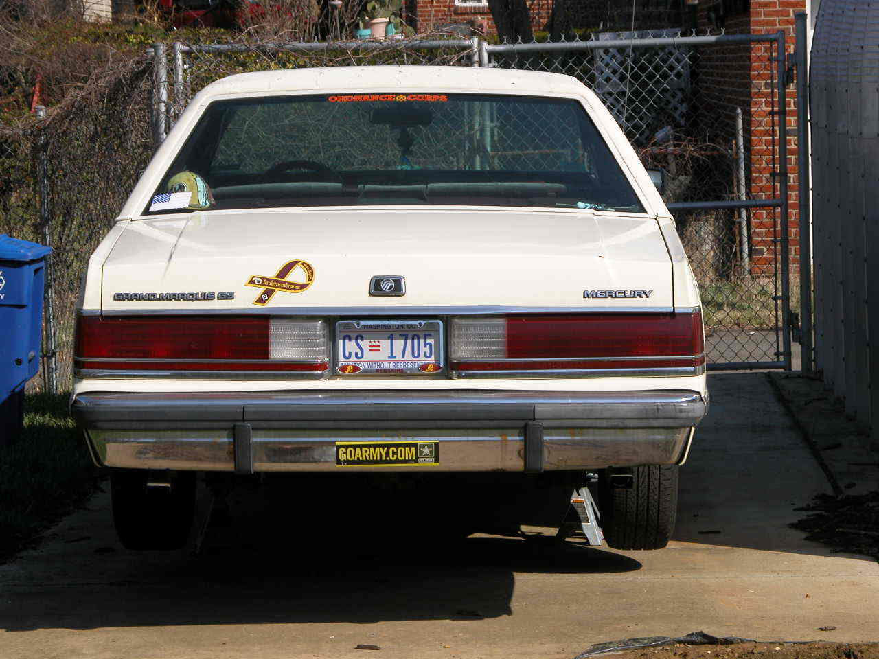 Another Docx2099 1988 Mercury Grand Marquis post... - 4809834