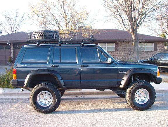 charlie90 1990 jeep cherokee specs photos modification info at cardomain. Black Bedroom Furniture Sets. Home Design Ideas