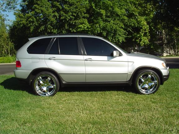 Ggluck3 2001 Bmw X5 Specs Photos Modification Info At Cardomain