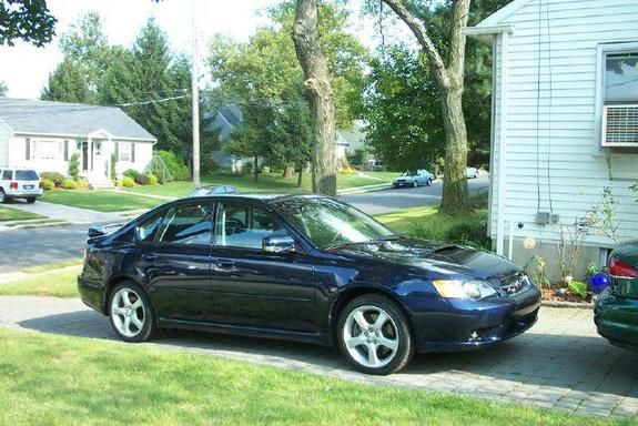 Another godwhomismike 2005 Subaru Legacy post... - 4813688