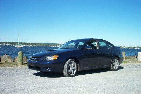 Another godwhomismike 2005 Subaru Legacy post... - 4813696