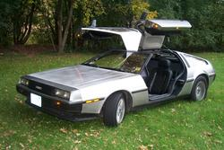ifermoe 1981 DeLorean DMC-12