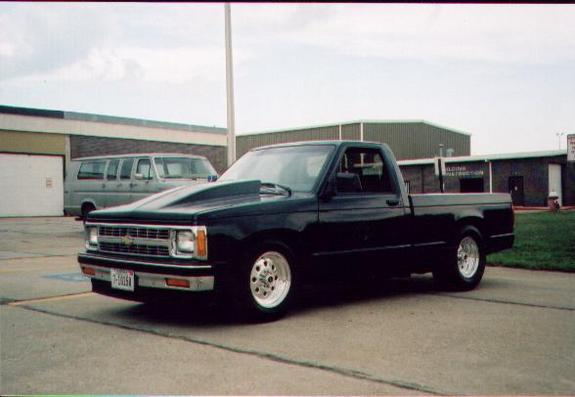 JBRRacing 1992 Chevrolet S10 Regular Cab Specs, Photos