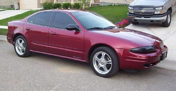 Another Cutelilcntrygrl 2001 Oldsmobile Alero Post2509470 By