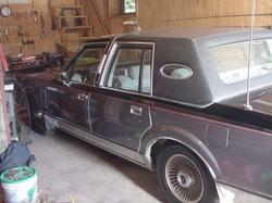 Jarred10t 1982 Lincoln Continental
