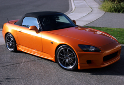 Batbites 2001 Honda S2000