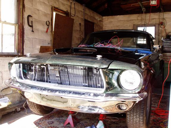 Another 6879hrses 1968 Ford Mustang post... - 4831182